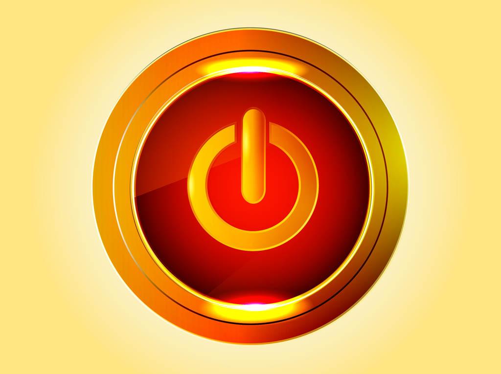 Золотая кнопка
