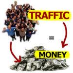 Traffic Cash. Биржа купли - продажи трафика. Лохотрон